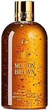 Духи, Парфюмерия, косметика Molton Brown Mesmerising Oudh Accord & Gold - Гель для ванны и душа