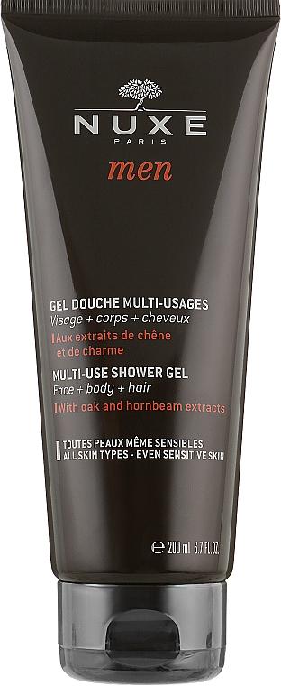 Очищаючий гель - Nuxe Men Multi-Use Shower Gel — фото N1