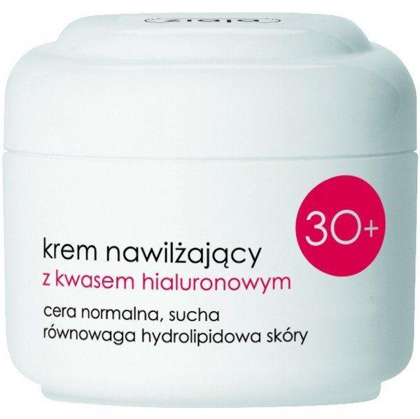 """Увлажняющий крем для сухой и нормальной кожи """"30+"""" - Ziaja Moisturizing Cream"""