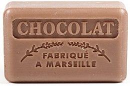 "Духи, Парфюмерия, косметика Марсельское мыло ""Шоколад"" - Foufour Savonnette Marseillaise Chocolat"