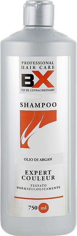 Шампунь для окрашенных волос - BX Professional Expert Couleur Shampoo
