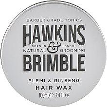 Духи, Парфюмерия, косметика Воск для волос - Hawkins & Brimble Elemi & Ginseng Molding Wax