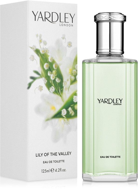 Yardley Lily Of The Valley - Туалетная вода