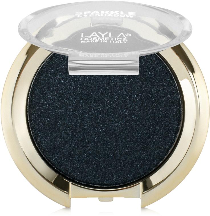 Тени для век - Layla Cosmetics Sparkle Eyeshadow