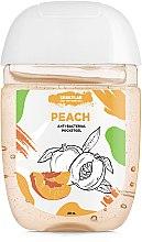 """Духи, Парфюмерия, косметика Антибактериальный гель для рук """"Peach"""" - SHAKYLAB Anti-Bacterial Pocket Gel"""