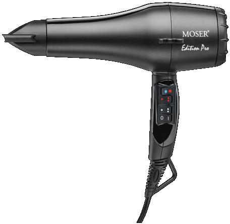 Фен для волос Edition Pro 2100W 4331-0051 , черный - Moser