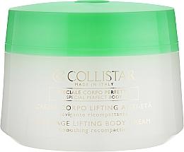 Духи, Парфюмерия, косметика Антивозрастной подтягивающий крем для тела - Collistar Anti-Age Lifting Body Cream