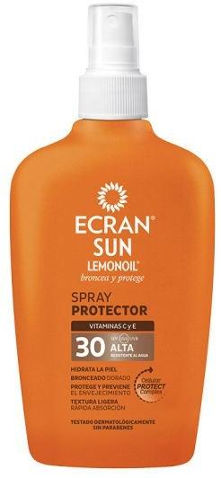 Солнцезащитное молочко - Ecran Sun Lemonoil Sun Milk Spray Spf30