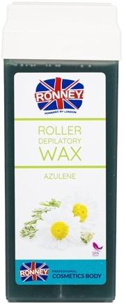 "Воск для депиляции в картридже ""Азулен"" - Ronney Wax Cartridge Azulene"