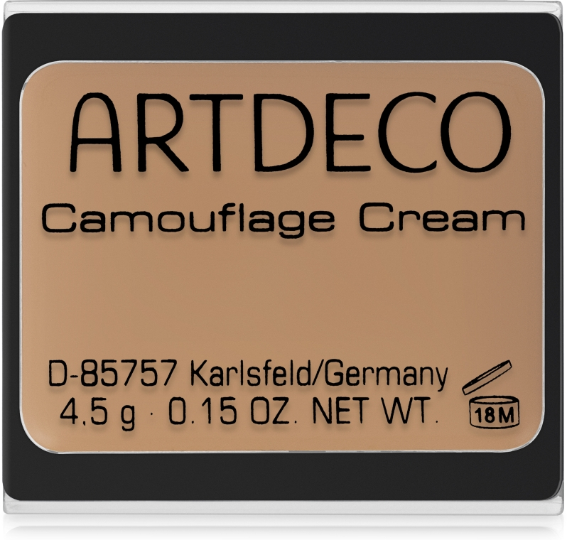 Водостойкий маскирующий крем-консилер - Artdeco Camouflage Cream Concealer
