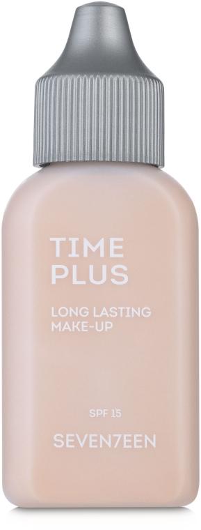 Тональный крем длительного действия - Seventeen Time Plus Longlasting Make Up