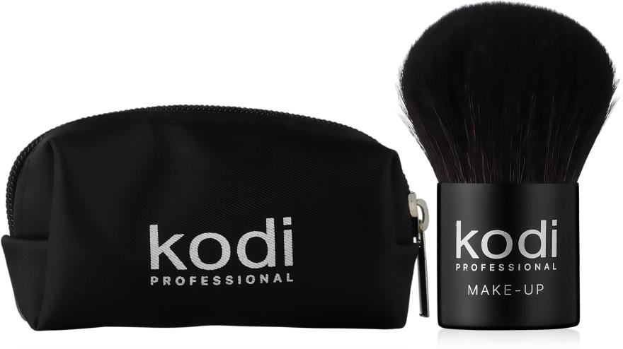 Кисть кабуки, черная - Kodi Professional