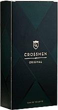 Духи, Парфюмерия, косметика Coty Crossmen Original - Туалетная вода