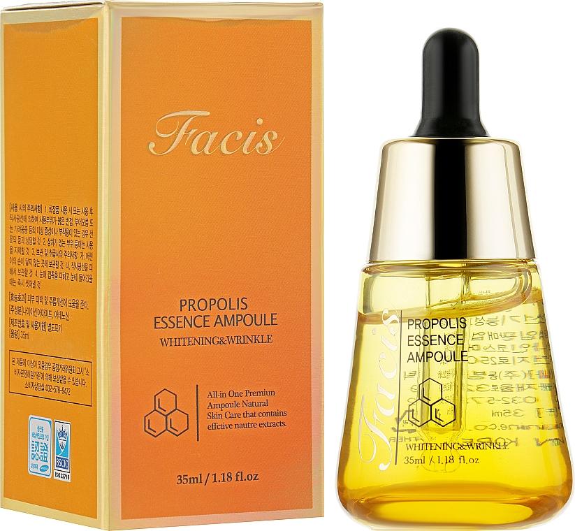 Сыворотка для лица с экстрактом прополиса - Facis Propolis Essence Ampoule