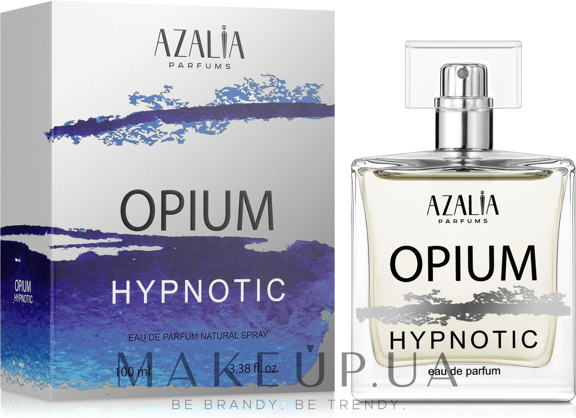 Azalia Parfums Opium Hypnotic Silver - Парфумована вода — фото 100ml