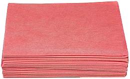 Духи, Парфюмерия, косметика Простыни из спанбонда, в пачках, 0.8х2м, 50шт, красные - Doily