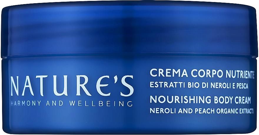 УЦЕНКА Питательный крем для тела - Nature's Neroli Pesca Nourishing Body Cream *