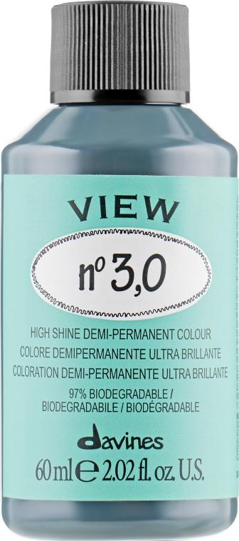 Краска для волос - Davines View