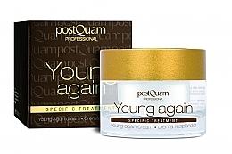Духи, Парфюмерия, косметика Омолаживающий крем для лица и зоны декольте - PostQuam Young Again Cream