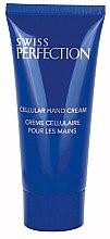 Духи, Парфюмерия, косметика Клеточный крем для рук - Swiss Perfection Cellular Hand Cream