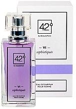Духи, Парфюмерия, косметика 42° by Beauty More VI Sophistiquee Pour Femme - Парфюмировання вода