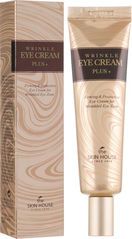 Крем от морщин для кожи вокруг глаз - The Skin House Wrinkle Eye Cream Plus