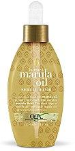 Духи, Парфюмерия, косметика Увлажняющая сыворотка для волос - OGX Hydrate + Marula Oil Serum Elixir