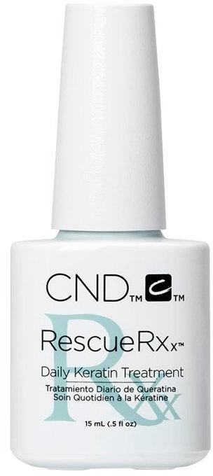 Кератиновое средство для восстановления ногтей - CND Essentials RescueRXx