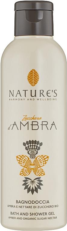 Nature's Zucchero d'Ambra - Гель для душа