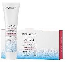 Духи, Парфюмерия, косметика Успокаивающий охлаждающий крем - Dermedic Angio Preventi Cold Cream
