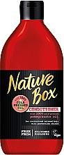 Духи, Парфюмерия, косметика Кондиционер для волос - Nature Box Pomegranate Oil Conditioner