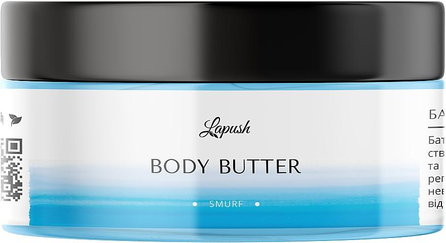 Баттер для тела «Смурф» - Lapush Body Butter Smurf