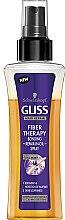 Духи, Парфюмерия, косметика Спрей для ослабленных и истощенных волос - Gliss Kur Fiber Therapy Spray