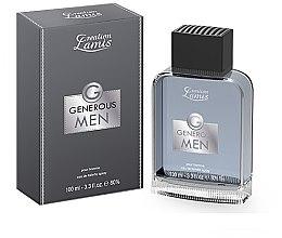 Духи, Парфюмерия, косметика Creation Lamis Generous Men - Туалетная вода(Тестер с крышечкой)