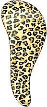 Духи, Парфюмерия, косметика Щетка для распутывания волос - KayPro Dtangler Brush Leopard Yellow