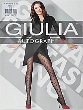 """Духи, Парфюмерия, косметика Колготки для женщин """"Autograph 1"""" 20 Den, nero - Giulia"""