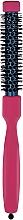 Парфумерія, косметика Брашинг з дерев'яною ручкою, покритою каучуковим лаком d16,5mm, пурпурний - 3ME Maestri