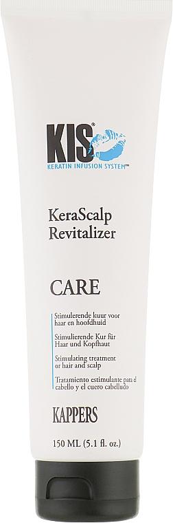 Маска для кожи головы и тонких волос - Kis KeraScalp Revitalizer Mask
