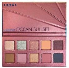 Духи, Парфюмерия, косметика Палетка теней - Unzipped Ocean Sunset Eye Shadow Palette