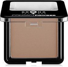 Духи, Парфюмерия, косметика Компактная пудра - Bronx Colors Compact Powder