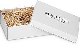 Духи, Парфюмерия, косметика Коробка подарочная белая, 22х16х7см - Makeup