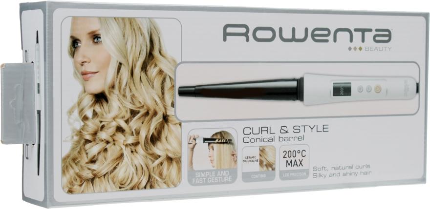 Коническая плойка для завивки волос - Rowenta CF3345F0 — фото N2