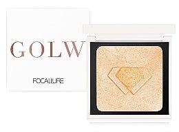 Духи, Парфюмерия, косметика Хайлайтер для лица - Focallure Face Diamond Glow Highlighter