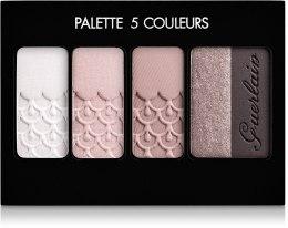 Тени для век - Guerlain Palette 5 Couleurs (тестер без коробки) — фото N2