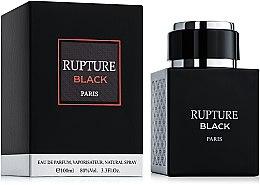 Духи, Парфюмерия, косметика Prestige Paris Rupture Black - Парфюмированная вода