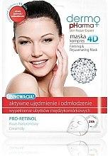 Духи, Парфюмерия, косметика Маска для лица - Dermo Pharma Skin Repair Expert Firming Rejuvenating Mask 4D