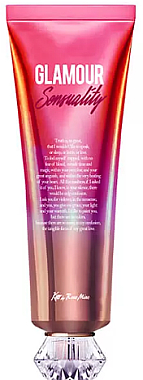 Крем для тела с цветочным и древесно-мускусным ароматом - Kiss by Rosemine Fragrance Cream Glamour Sensuality