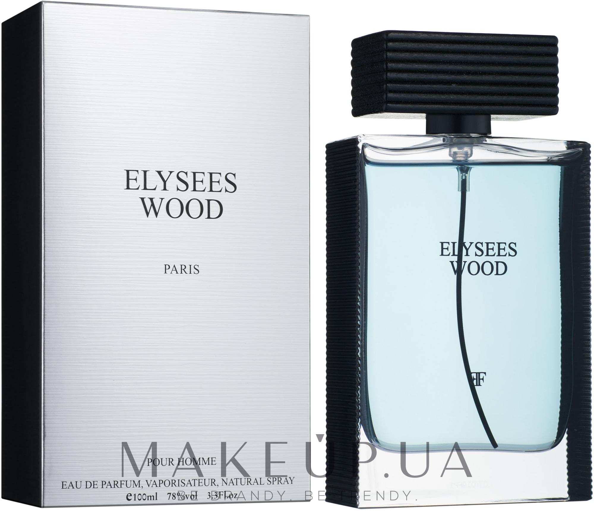Prestige Paris Elysees Wood - Парфумована вода — фото 100ml