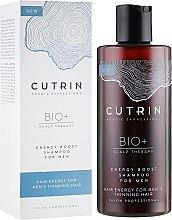 Духи, Парфюмерия, косметика Шампунь от выпадения волос для мужчин - Cutrin Bio+ Energy Boost Shampoo For Men