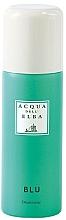 Духи, Парфюмерия, косметика Acqua Dell Elba Blu - Дезодорант